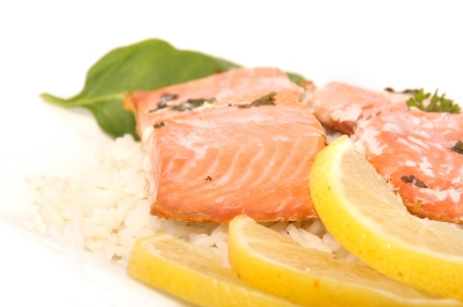 Hot And Sour Baked Salmon picture